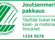Tetra Pakilta ensimmäinen Joutsenmerkitty nestepakkaus
