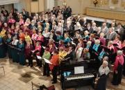 Savo Soikoon -juhlakonsertti 9.3.2019 Mäntyharjun kirkossa