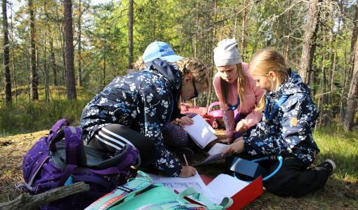 100 partiolaista kilpailemassa Tampereen keskustasa