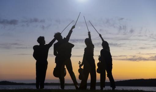 Kuhmon Kamarimusiikissa lähes 17 000 konserttikäyntiä