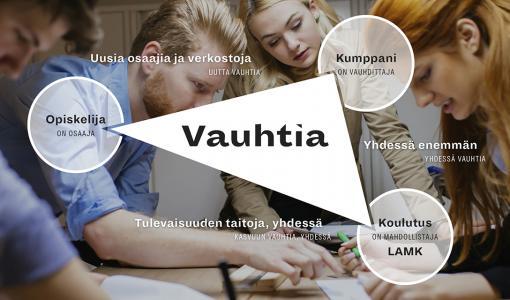 Padasjoen Säästöpankkisäätiö tukee LAMKin varainhankintaa – Vuoden Helmeksi valikoitui liiketalouden ja matkailun alan koulutus