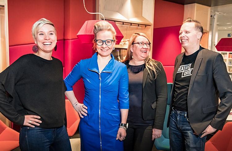 Tampere kansainvälisten suurtapahtumien keskipisteeksi - yritykset ja yhteisöt markkinoivat ...