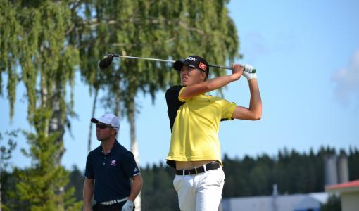 Tiedossa tiukat kamppailut golfin mitaleista SM-kisoissa