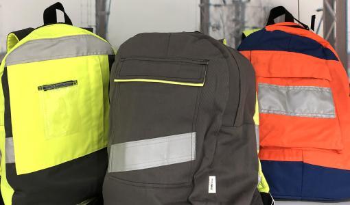 Tekstiilien kierrätys on jo täällä – 3000 kiloa NRC Group Finlandin työvaatteita sai uuden elämän Globe Hopen avulla