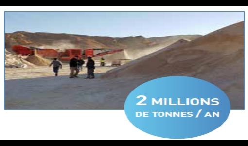 CHLORAL, The First Private Algerian Mining Group at PDAC 2019 Convention