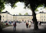 Lapinlahden kevät valittiin Lapinlahden sairaala-alueen ideakilpailun voittajaksi