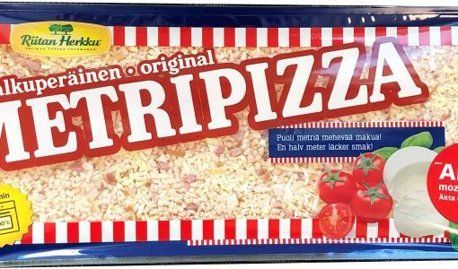Riitan Herkun klassikko, Metripizza, 20 vuotta!