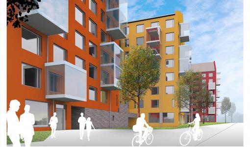 41 miljoonan euron investointi tuo Suvelan Kirstinharjuun 190 uutta kohtuuhintaista asuntoa
