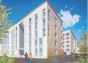 Espoon Olariin rakennetaan uusia kohtuuhintaisia koteja