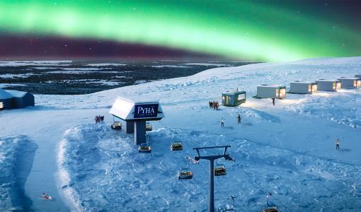Pyhä toteuttaa Suomen kenties toivotuimman tuolihissin ja haluaa olla maailman puhtain hiihtokeskus
