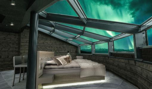 10 vuotta täyttävä Hotel Levi Panorama tarjoaa uutena majoitusvaihtoehtona lasitetut sviitit