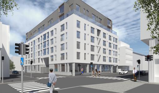 Oulun kaupungin keskustan korkeusrajoitus ei estä täydennysrakentamista