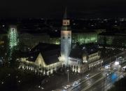 Kansallisooppera ja Kansallismuseo hehkuvat nyt uudessa, valoisassa asussa