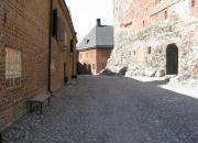 Hämeen linnan korjaustyöt jatkuvat ja tuovat muutoksia liikennejärjestelyihin