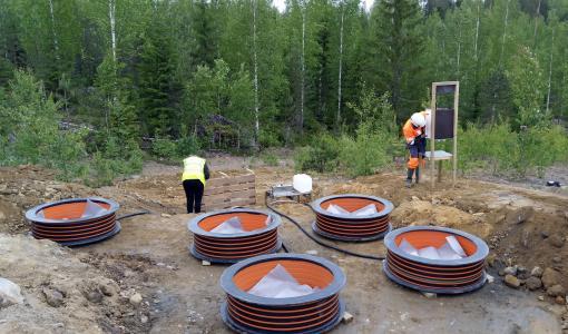 GTK vahvistaa kaivannaisjätteiden peittorakenteisiin liittyvää osaamista