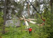 Uhanalaiset tuulimyllyt saavat Museovirastolta korjausohjeen