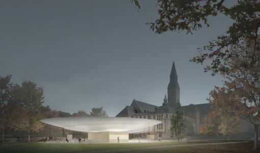 Kansallismuseon lisärakennuksen suunnittelusta järjestetyn arkkitehtuurikilpailun on voittanut JKMM Arkkitehdit Oy