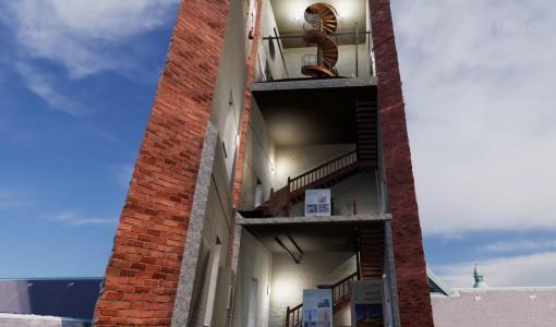 3D-mallit vievät Kansallismuseon torniin, savupirttiin ja tutkimaan kokoelmaesineitä