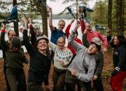 Tubettaja HurHurilta uusi musavideo yhteistyössä partiolaisten kanssa - Pääkaupunkiseudun Partiolaiset kokeilee rohkeasti uusia tapoja tavoittaa nuoret