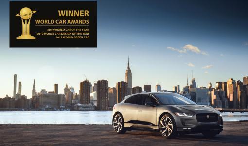 the best attitude 7dd78 d12d2 Jaguar I-PACE jatkaa voittokulkuaan – uusimpana kolmoisvoitto 2019 vuoden  auto maailmassa kategorioissa