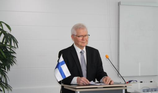 Lämpöpumppualan korkein kansainvälinen palkinto Suomeen