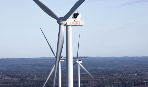 Ilmatar Energy rakentaa uuden tuulivoimapuiston – Uutta puhdasta energiaa Suomen sähköverkkoon