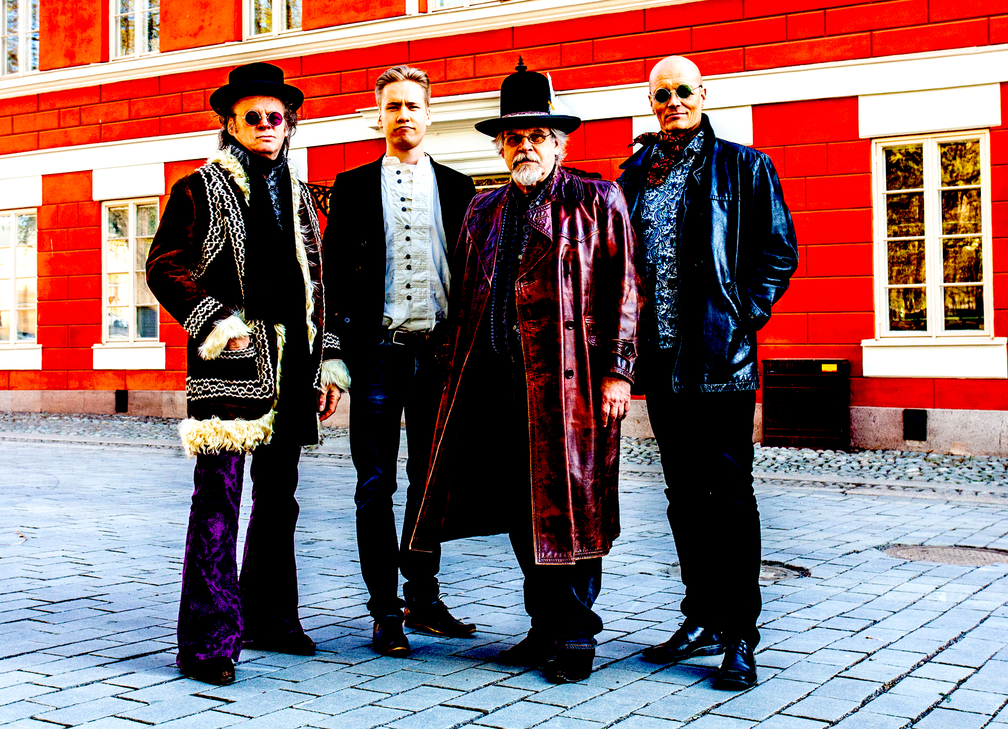 Rauma blues 2020 esiintyjät