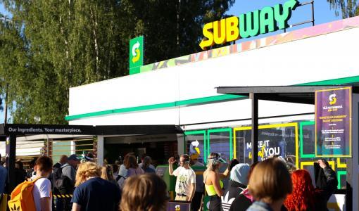 """""""Tapahtumien voima on tullut todistettua myös myynnissä"""" – Subwayn® kesämarkkinointi rikkoo ennätyksiä"""