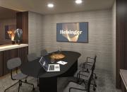 Kaivopihalle avattava Helsinger vastaa korkeatasoisen kohtaamispaikan kysyntään
