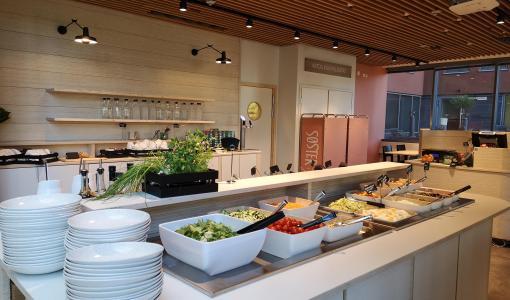 Kanresta uudisti ekologisesti Søster-ravintolan Vantaan Plazaan