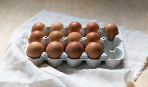 Kananmuna on päivänsä ansainnut