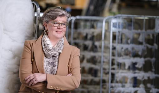 Tekstiiliyritys Lennol uudistui ja suuntaa nyt voimakkaasti yritysmarkkinoille – Tavoitteena kirittää koko tekstiilialan vastuullisuutta