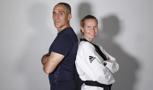Taekwondo-ottelijat lähdössä olympia- ja paralympiakarsintaan