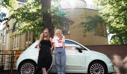 """Nyt sinulla on mahdollisuus omistaa pala kotimaista """"autojen Airbnb:tä"""", Blox Caria"""