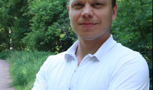 Taavi Forssell on Viherympäristöliiton uusi toiminnanjohtaja