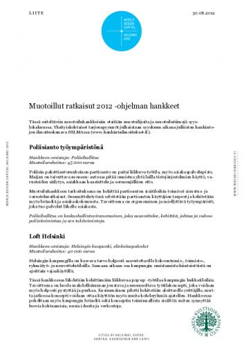 muotoillut_ratkaisut_2012_tietoa_hankkeista.pdf