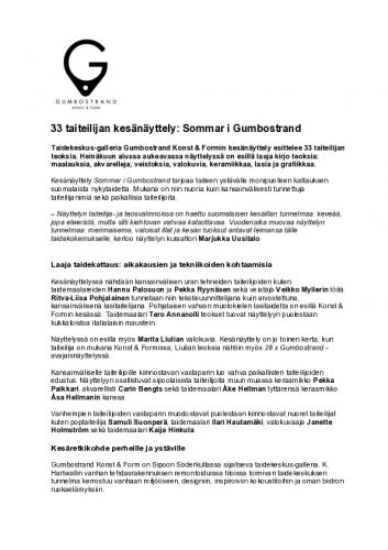 gumbostrand_kesanayttely-tiedote_06-2013.pdf