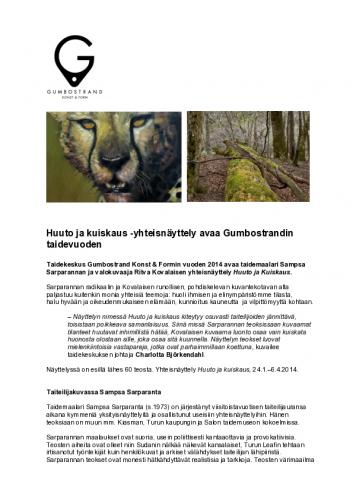 gumbostrand_huuto-ja-kuiskaus-nayttelytiedote_01-2014.pdf