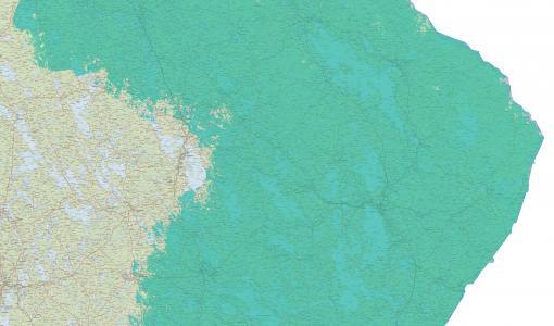 DNA:n ja Soneran yhteisverkko tuo Pohjois-Karjalaan ja Savoon kattavamman 4G:n