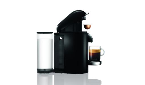 Koe kahvin uusi ulottuvuus – Nespresso lanseeraa vallankumouksellisen Vertuo-kahvikoneen