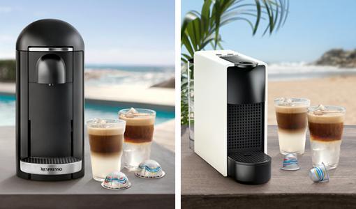 Tässä tulevat kesän raikkaimmat jääkahvijuomat – Nespresson uutuuskahvit vievät Australian hiekkarannoille