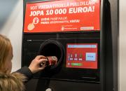 Panttiarpajaisten 10 000 euron päävoitto Pukkilaan