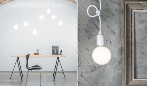 Decor ja Antique led-lamput sopivat sisustukseen