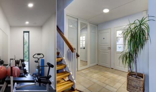 Flat, Ronda, Kubo – uusitut valaisinsarjat asuntoihin ja julkiseen rakentamiseen