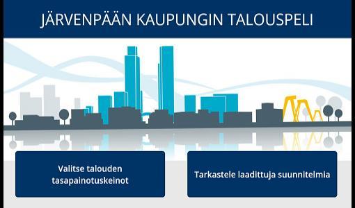 Mediakutsu: Tältä näyttää Järvenpään talous ja tällaisilla säästöillä pääsemme eteenpäin