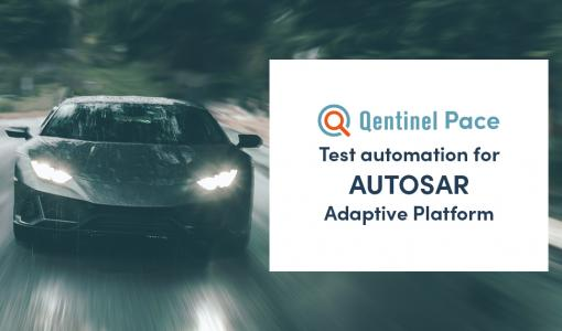 TietoEVRY and Qentinel collaborate on Adaptive AUTOSAR test automation