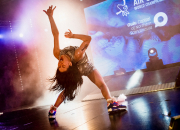 Air Guitar World Championships competed next week