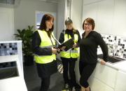 TTS - Työtehoseura arvioi Mikkelin asuntomessukohteet - taloissa tilaa ja toimivuutta arjen näkökulmasta