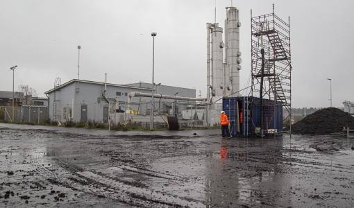 Päijät-Hämeessä tutkitaan alueellista päästöhiilidioksidin kierrätyskonseptia