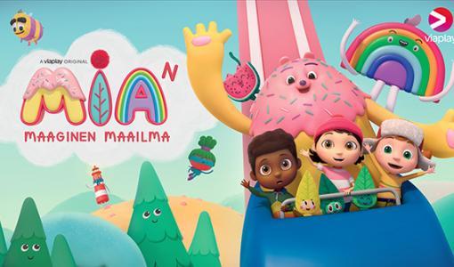 Rakastettu Mian maaginen maailma jatkuu pian 2. kauden jaksoilla – katso traileri!